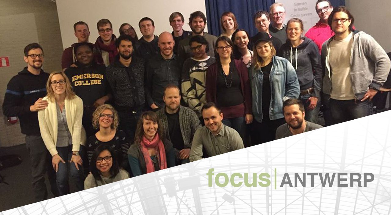 Focus Antwerp.groupphoto
