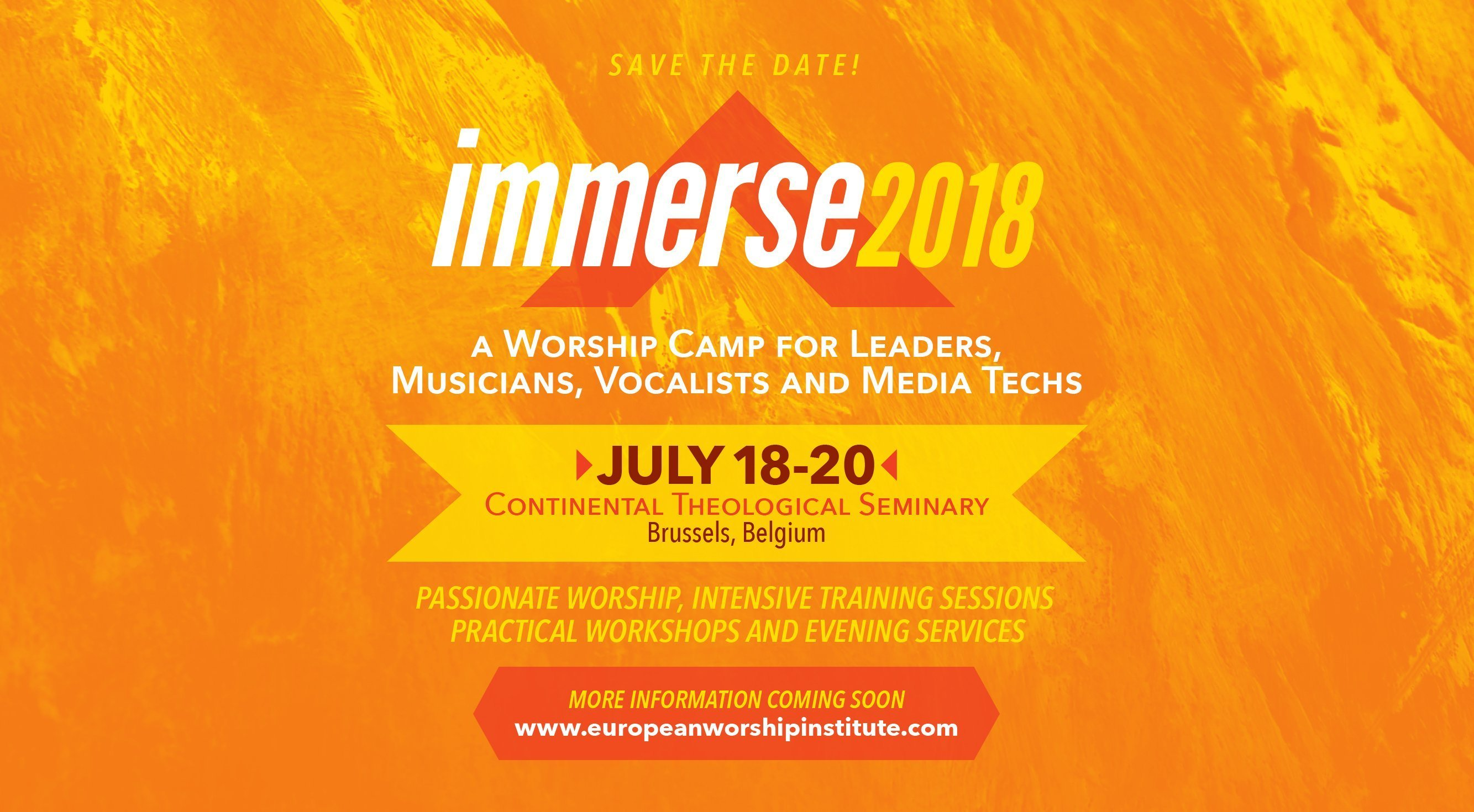 Immerse Brussels 2018