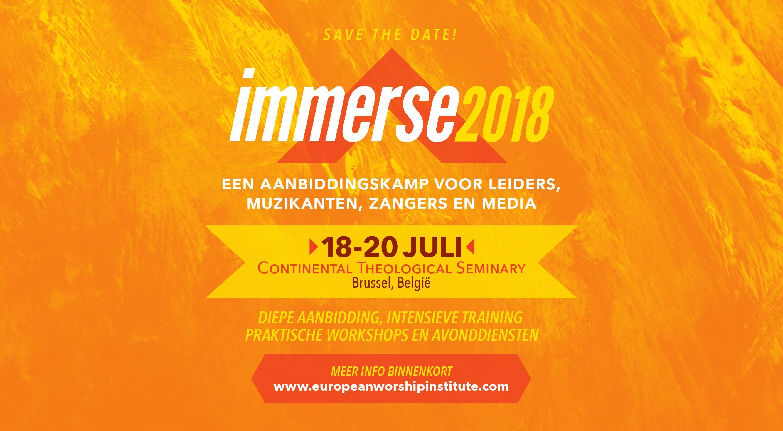 Slide Immerse2018 NL