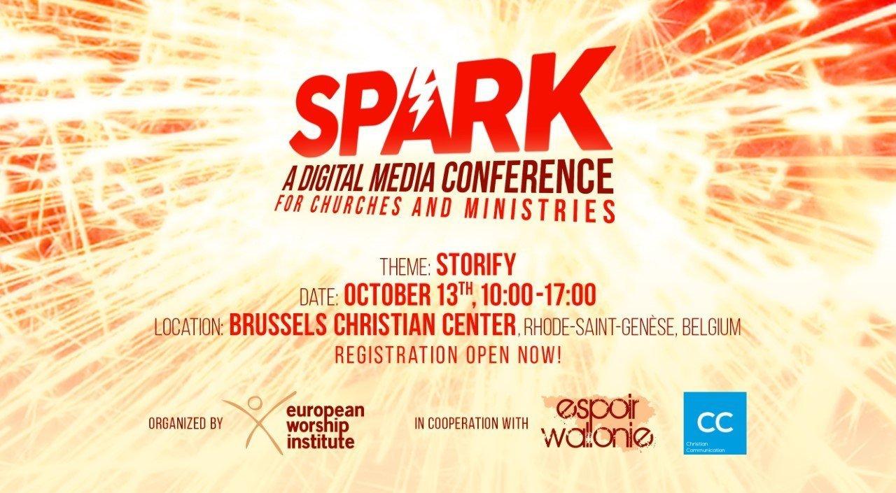 Spark Church Media Conference 2018