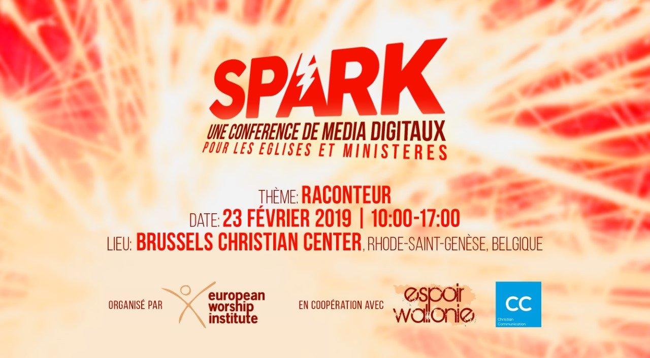 Spark Church Media Conference 2019 Francais
