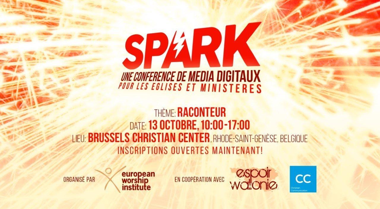 Spark Church Media Conference 2018 Francais